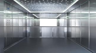 ascensor o montacargas