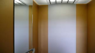 decoración ascensor