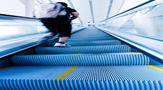 funcionamiento escaleras mecánicas