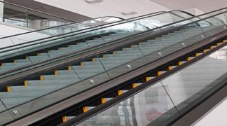 instalación escaleras mecánicas