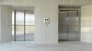 puertas ascensores