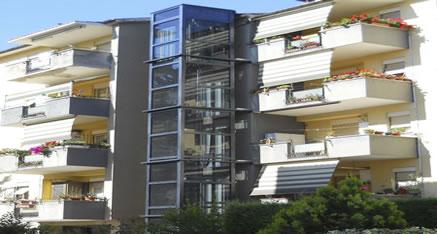 En cinco barrios de bilbao se podr n instalar ascensores - Normativa barandillas exteriores ...